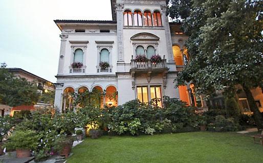 Hotel Villa Luisa Montegrotto