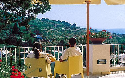 Senaria Hotel 3 Stelle Anacapri