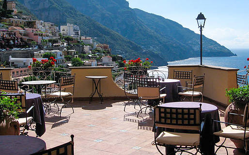 Hotel Posa Posa 4 Star Hotels Positano