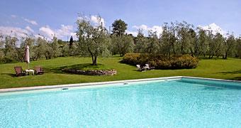 Villa Poggio ai Merli Scandicci Hotel
