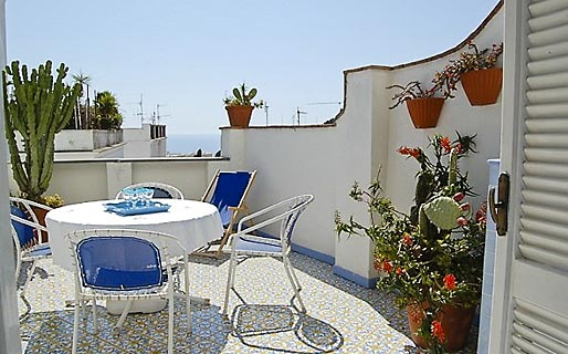 Caprihouse House rental Capri