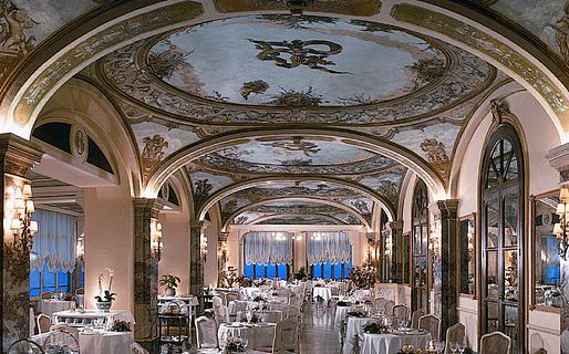 Grand Hotel Excelsior Vittoria Hotel 5 stelle Sorrento
