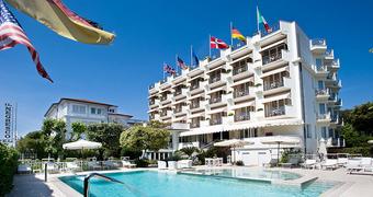 Hotel Il Negresco Forte dei Marmi Lucca hotels