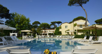 Hotel Villa Roma Imperiale Forte dei Marmi Lucca hotels