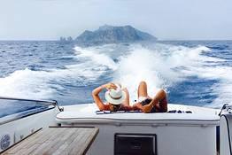 Tecnomar Boat Capri