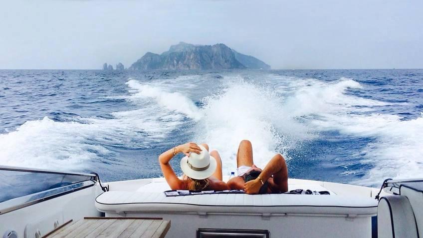 Tecnomar Boat Tour Excursões marítimas Capri
