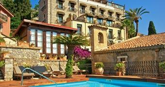 Hotel Villa Carlotta Taormina Hotel