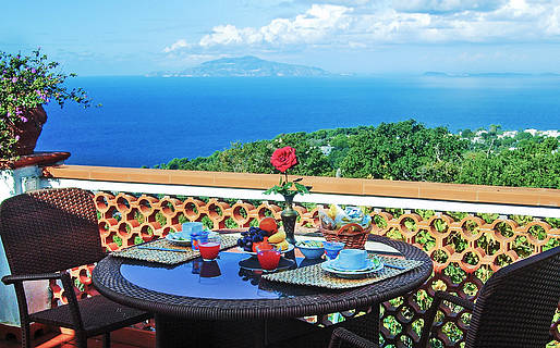 Il Grappolo Bed & Breakfast Anacapri