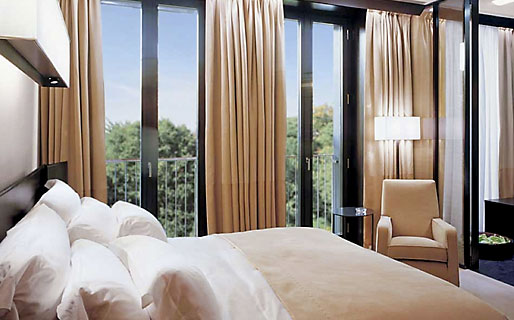 The Bulgari Hotel Milano Hotel