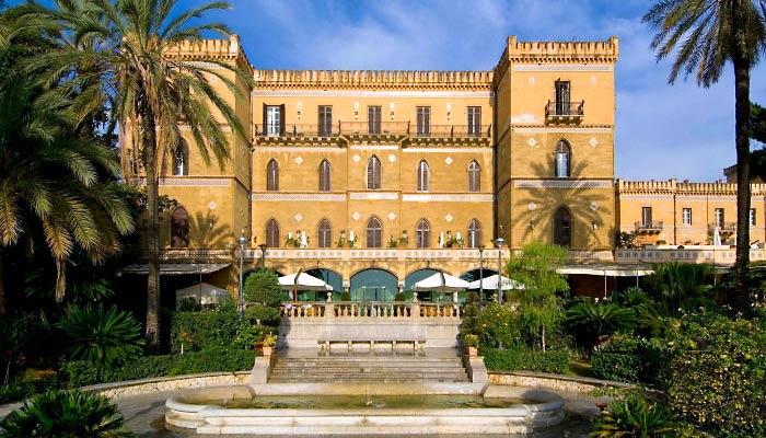 Luxury Villas In Palermo