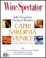 Wine Spectator - Capri By Day and by Night By James Suckling