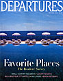 DEPARTURES - Beach hotels
