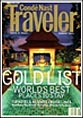 Cond Nast Traveller - Gold List 2003