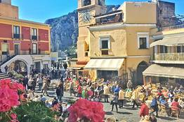 Nesea Eventos Culturais - The Heart of Capri: Tour of the Historic Center