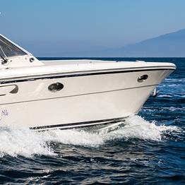 """Capri Relax Boats - Dia inteiro com lancha """"Itama 38"""" (12 mt)"""