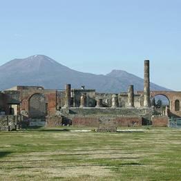 Sunland Travel - Tour Pompei HD a bordo di un bus GT da Positano AM