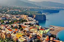 Eurolimo - Day Tour from Naples to Sorrento, Positano, and Pompeii