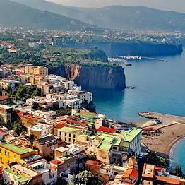 Eurolimo - Tour Sorrento, Positano e Pompei - da Napoli