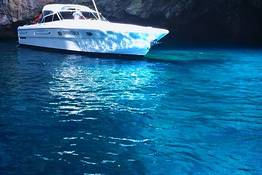 Capri Boat Service Luxury - Luxury Transfer Naples-Capri by speedboat/car