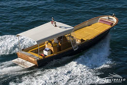 """Lucibello  - Faraglione """"Notte e Juorno"""" Lancia Boat (9.8 meters)"""