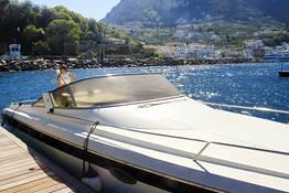Blue Sea Capri - Luxury Speedboat Tour around Capri