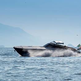 Pegaso Capri Boat Transfers - VIP Transfer Naples-Capri (or vice versa) van+speedboat