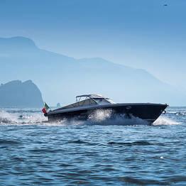 Pegaso Capri Boat Transfers - Transfer Castellammare di Stabia - Capri or viceversa