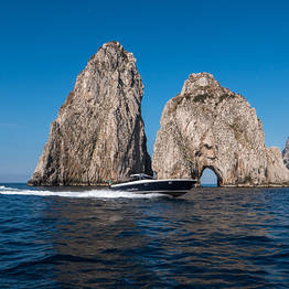 Pegaso Capri Boat Transfers - Special offers: transfer by speedboat to/from Capri
